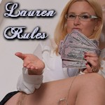 Financial Domination by Lauren Rules
